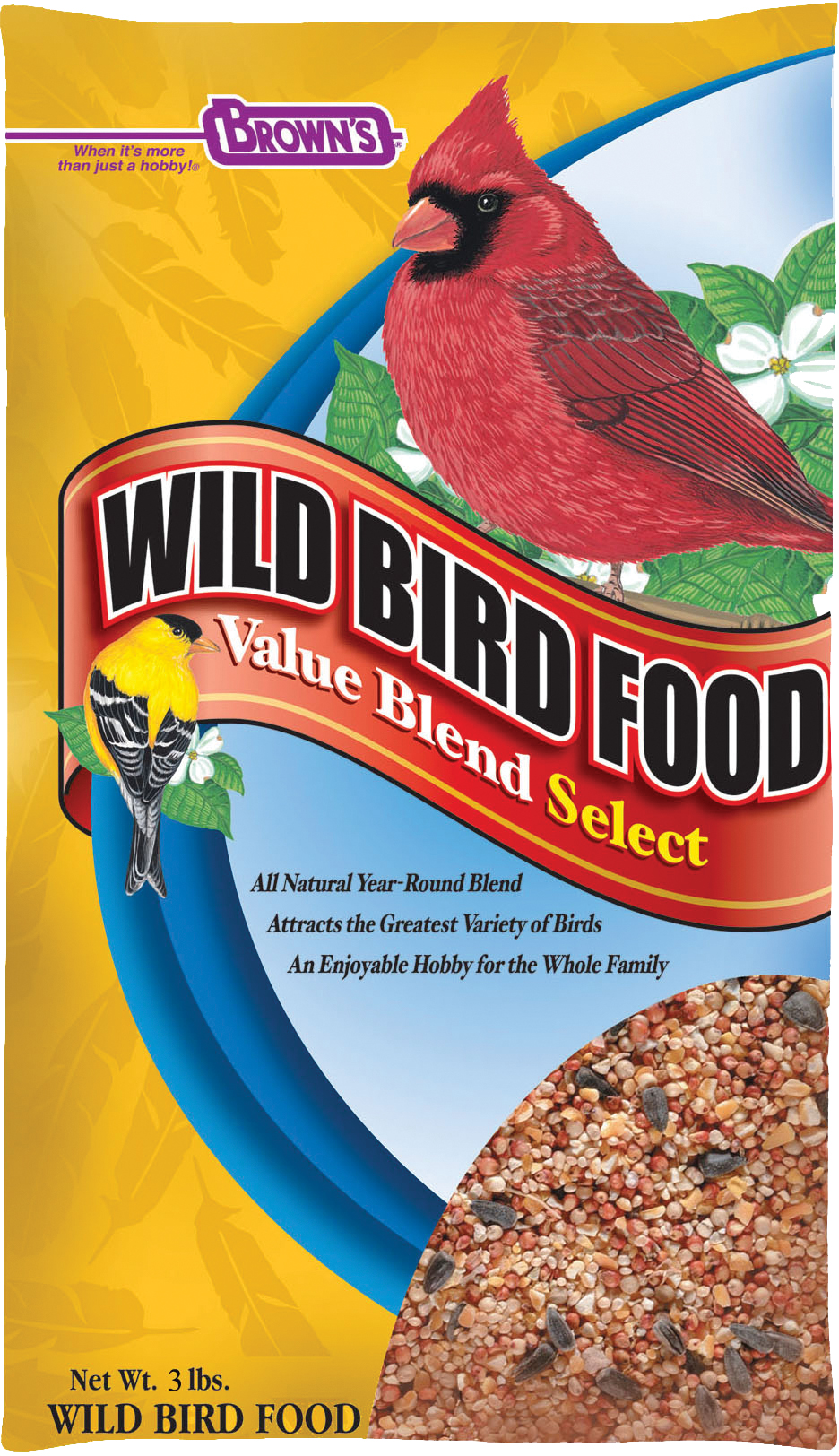 how to make wild bird food