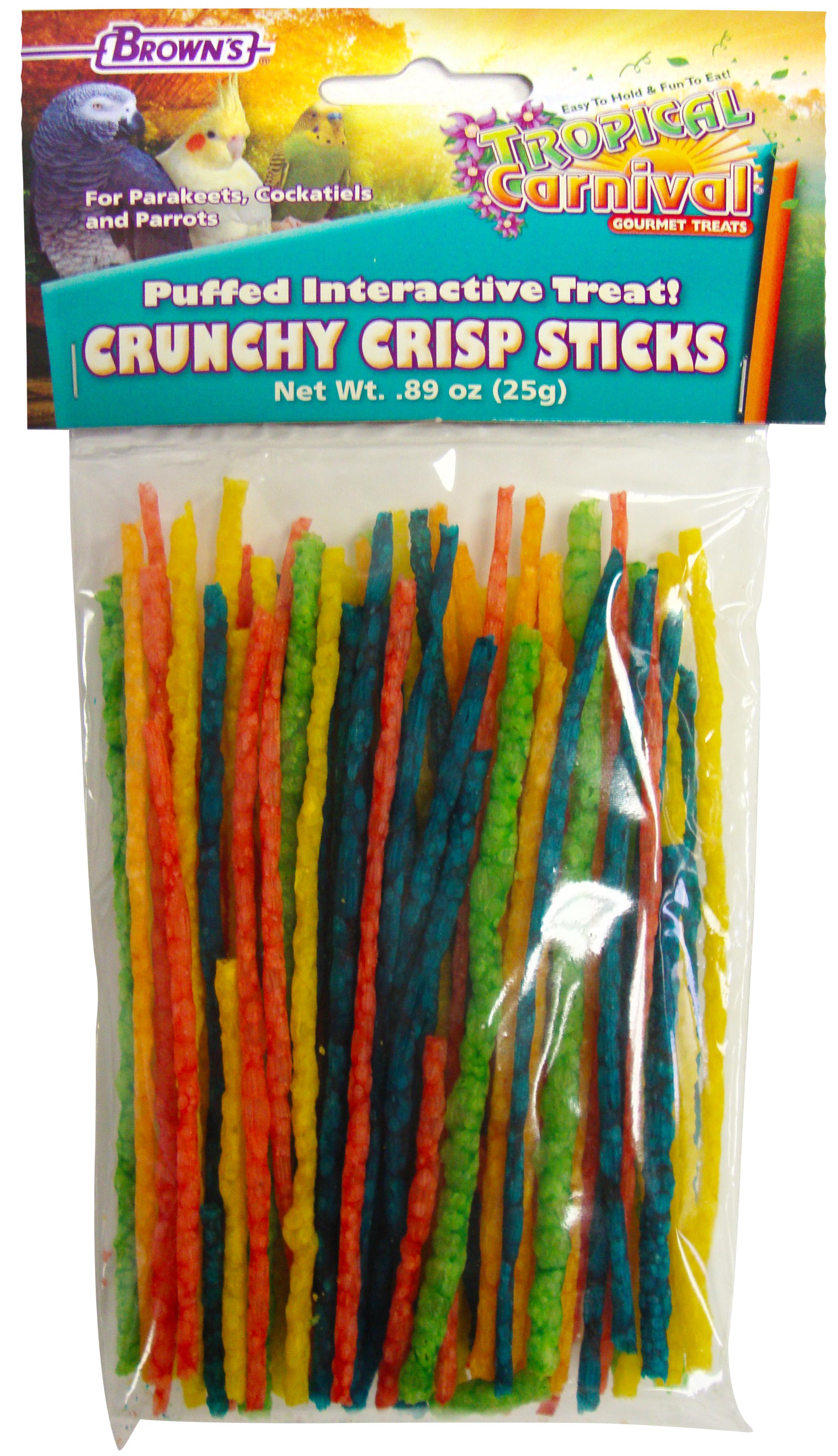 Tropical Carnival 174 Crunchy Crisp Sticks Tropical