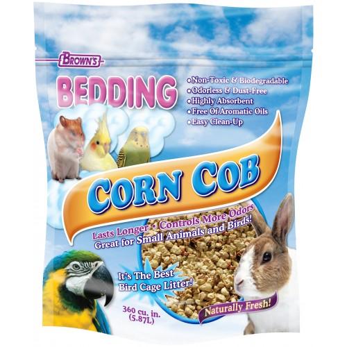 corn cob bedding - rabbit - browsesmall animal - small animals