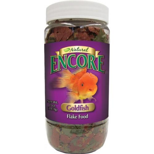 Encore® Natural Goldfish Flake Food - Aquatics - Products