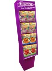 32 pc. Tropical Carnival Treat Display (Pretzels/Crinkle Crisps®)