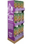 30 pc. - Garden Chic!® 14 oz. Mealworms Display