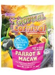 5 lb. Tropical Carnival® Spicy Caribbean Crunch Parrot & Macaw Food