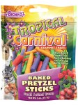 Tropical Carnival® Baked Pretzel Sticks Small Animal Treats