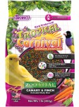 Tropical Carnival® ZOO-VITAL® Canary & Finch Extruded Daily Diet