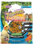Tropical Carnival® ZOO-VITAL® Cockatiel & Lovebird Extruded Daily Diet