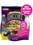 Encore® Premium Big Bites! Chunky Style Parrot & Macaw Food