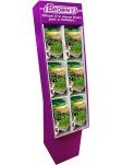 24 pc. Tropical Carnival®  Greens to Gro!™ Shipper Display
