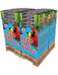 200 pc. - 7 lb. Bird Lover's Blend®  Songbird Deluxe Quad Bin