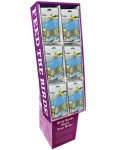Garden Chic!®  13 oz. Thistle Sock Instant Feeder Display