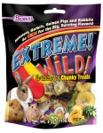 Extreme!™ Wild! Crunchy & Chunky Treats for Small Animals