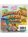Garden Chic!® Banana Nut Bread Suet Cake