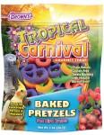 Tropical Carnival®  Baked Pretzels Pet Bird Treats