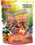 Tropical Carnival® Hoops & Honey Strawberry Flavored Treat