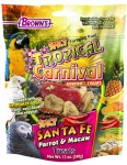 Tropical Carnival® Spicy Santa Fe Parrot Treat