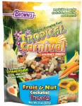 Tropical Carnival® Fruit & Nut Cockatiel, Conure & Lovebird Treat