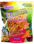 Tropical Carnival® Crunchy Carrot Cake Treats