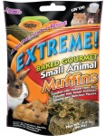 Extreme!™ Baked Gourmet Muffins for Small Animals
