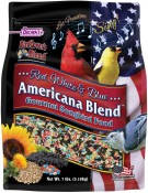 7 lb. Bird Lover's Blend® Red, White & Blue Americana Blend™ Gourmet Songbird Food
