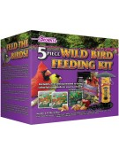 Brown's®  5 Piece Wild Bird Feeding Kit