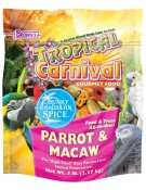 5 lb. Tropical Carnival® Chunky Caribbean Spice Parrot & Macaw Food