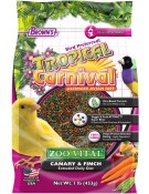 Tropical Carnival® ZOO•VITAL® Canary & Finch Pellets