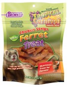 Tropical Carnival® Natural Chicken Strips Ferret Treat