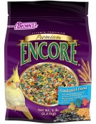 Encore® Premium Cockatiel Food
