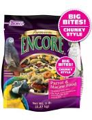 Encore® Premium Big Bites! Chunky Style Parrot & Macaw Food