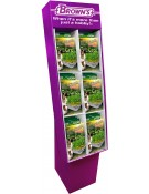 24 pc. Tropical Carnival® Natural Greens to Gro!™ Shipper Display