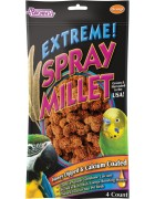 Extreme!™ Honey-Dipped & Calcium-Coated Spray Millet (Orange)