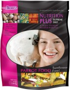Nutrition Plus® Supreme Parrot & Small Hookbill Food