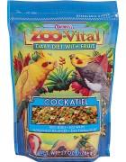 ZOO-Vital® Cockatiel, Conure & Lovebird Daily Diet