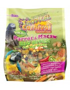Tropical Carnival® Natural Parrot & Macaw Fortified Daily Diet