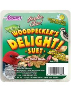 Garden Chic!®  Woodpecker's Delight Suet Cake