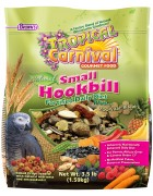 Tropical Carnival® Natural Small Hookbill Food