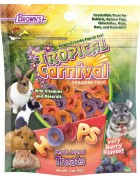 Tropical Carnival® Hoops Small Animal Treats