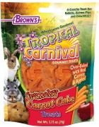 Tropical Carnival® Crunchy Carrot Cake Treats