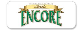 Encore Classic Pet Food Pet Food Logo