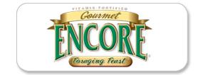 Encore Gourmet Foraging Feast Pet Food Logo