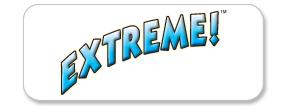 Extreme! Pet Food Logo