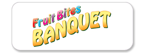 Fruit Bites Banquet Pet Food Logo