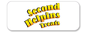 Second Helpins Treats Logo
