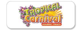 Tropical Carnival Gourmet Treats Logo