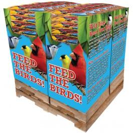 100 pc. - 20 lb. Value Blend Select™ (Barrier Bag) Quad Bin