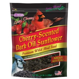 Song Blend® Very Cherry™ Cherry-Scented Dark Oil Sunflower Seeds