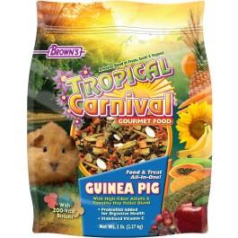 Tropical Carnival® Gourmet Guinea Pig Food