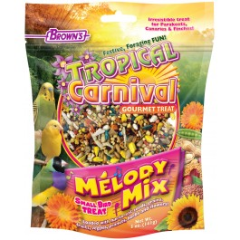 Tropical Carnival® Melody Mix™ Small Bird Treat