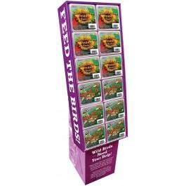 Garden Chic!®  Suet Cake Display (2 Flavors)