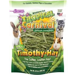 Tropical Carnival®  Natural Timothy Hay